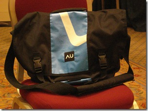 AU 2008 Messenger Bag