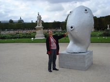 Me in Tuileries Gardens